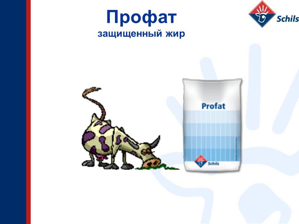 Profat – protected fat