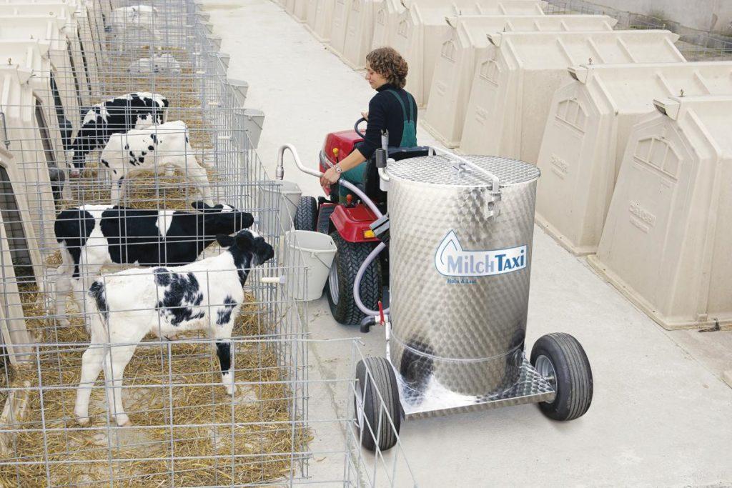 Milk Taxi