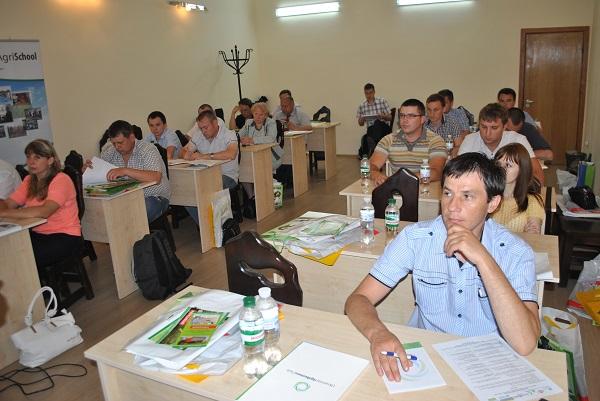 Semіnar Agrarian School UCAB 06-07.06.2014