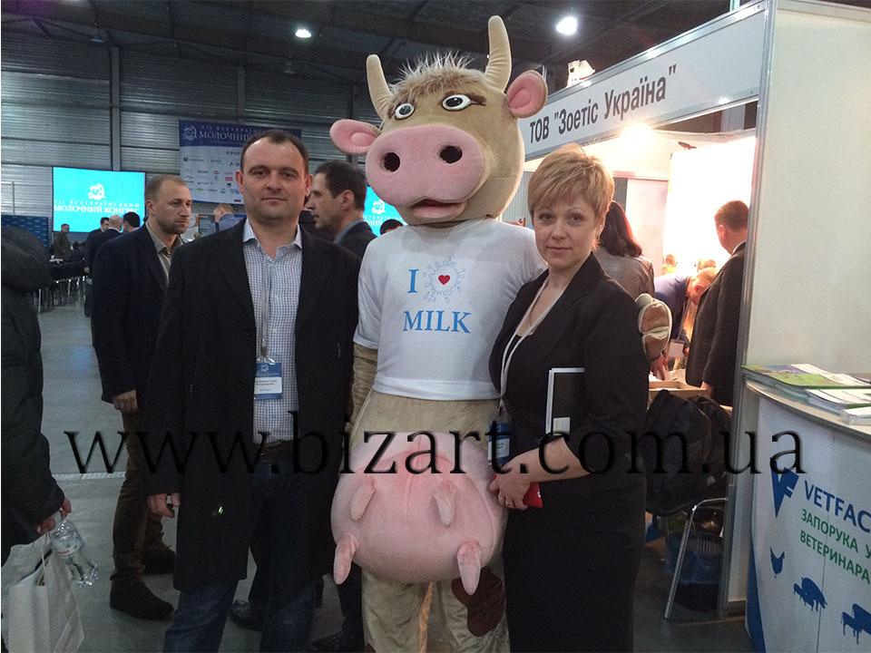 Молочный когресс, 18-20 марта 2014