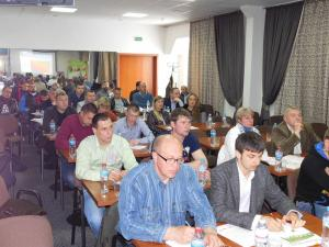 "Seminar of companies ""Lallemand"" and ""Merial"""