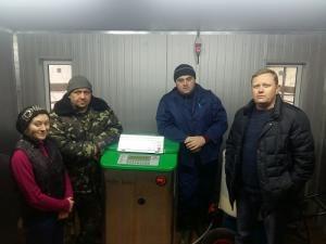 СТОВ Скіф автомат випойки