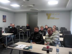 International meeting of dealers Holm&Laue