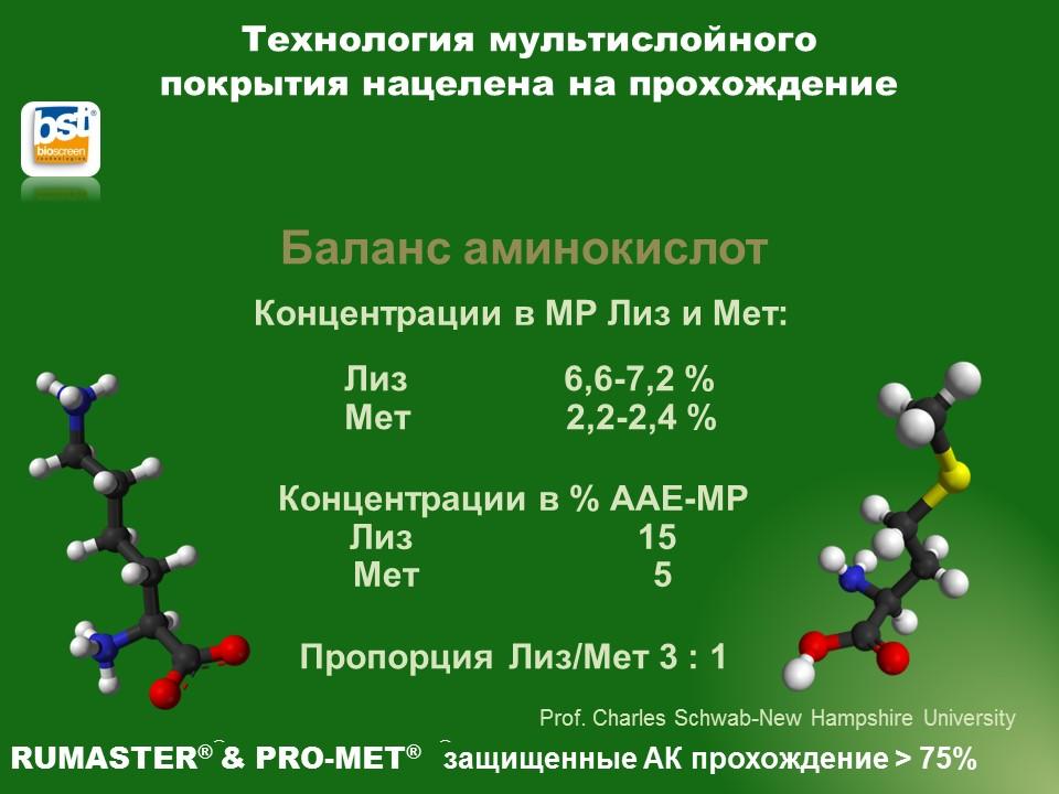 Про-Мет захищений метіонін