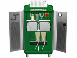 Автоматична годівниця для телят