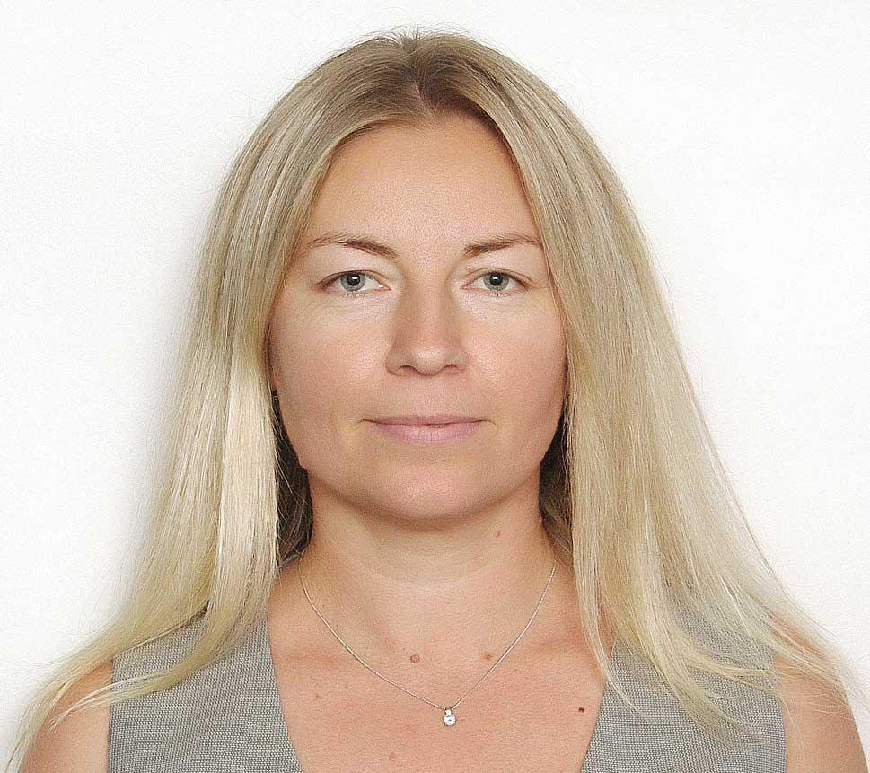 Мартыненко Инна Ивановна