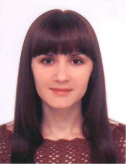 Прокопець Олександра Володимирівна