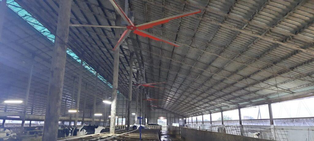 Установка профессиональной вентиляции CMP VSL 5м