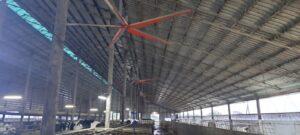 Встановлення професійної вентиляції CMP VSL 5м